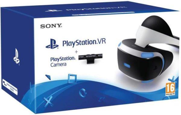 PLAYSTATION VR+camera